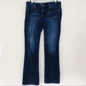AG Adriano Goldschmeid The Angel Boot Cut Jeans